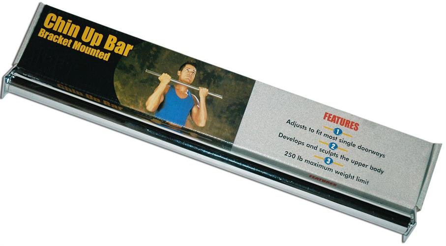 Keys Fitness Classic Chin Up Bar